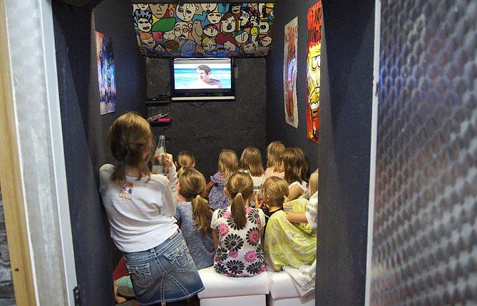 Kinder-Kino im Parkett Kreativ Haus