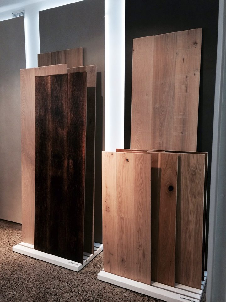 PARKETT KREATIV HAUS - Ausstellungsraum mit Böden aus Eiche und mehr!